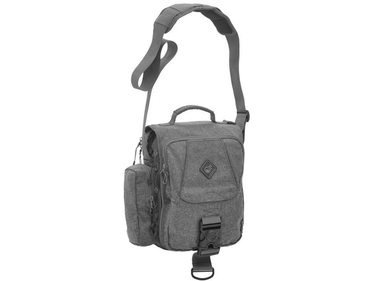 a02e1b9376 Hazard 4 Grayman Kato Urban EDC Shoulder Bag - Gray - Hero Outdoors