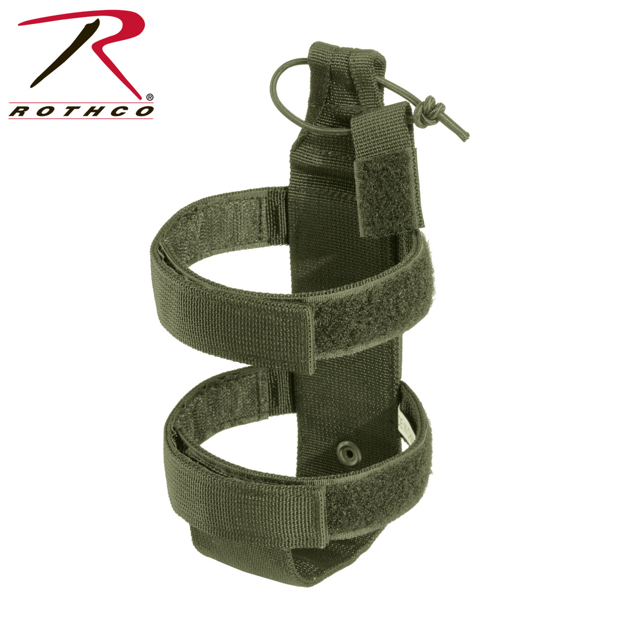 70a4f0d9267 Rothco Lightweight MOLLE Bottle Carrier - Hero Outdoors