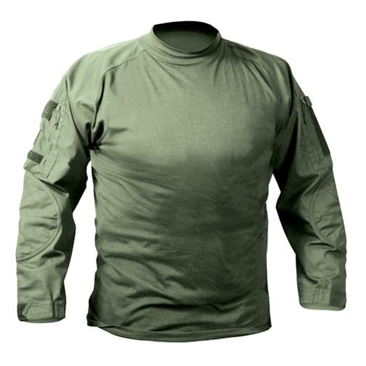 a914a47e Rothco Combat Shirt - Olive Drab - Hero Outdoors