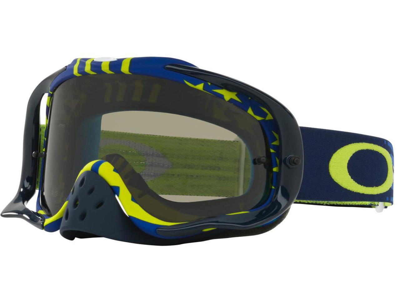 ce8cd1d95a Oakley Crowbar ANSI Z87.1 Flight Series Goggle - Hero Outdoors