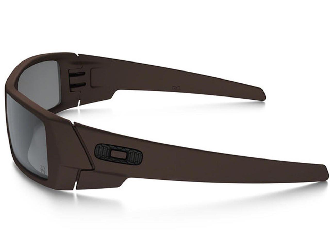 355382b8be Oakley Gascan Sunglasses (Color  Cerakote Desert   Black Iridium   Daniel  Defense) - Hero Outdoors