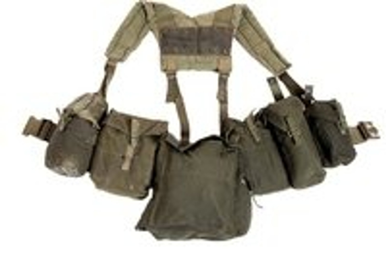 Military Issue Web Gear
