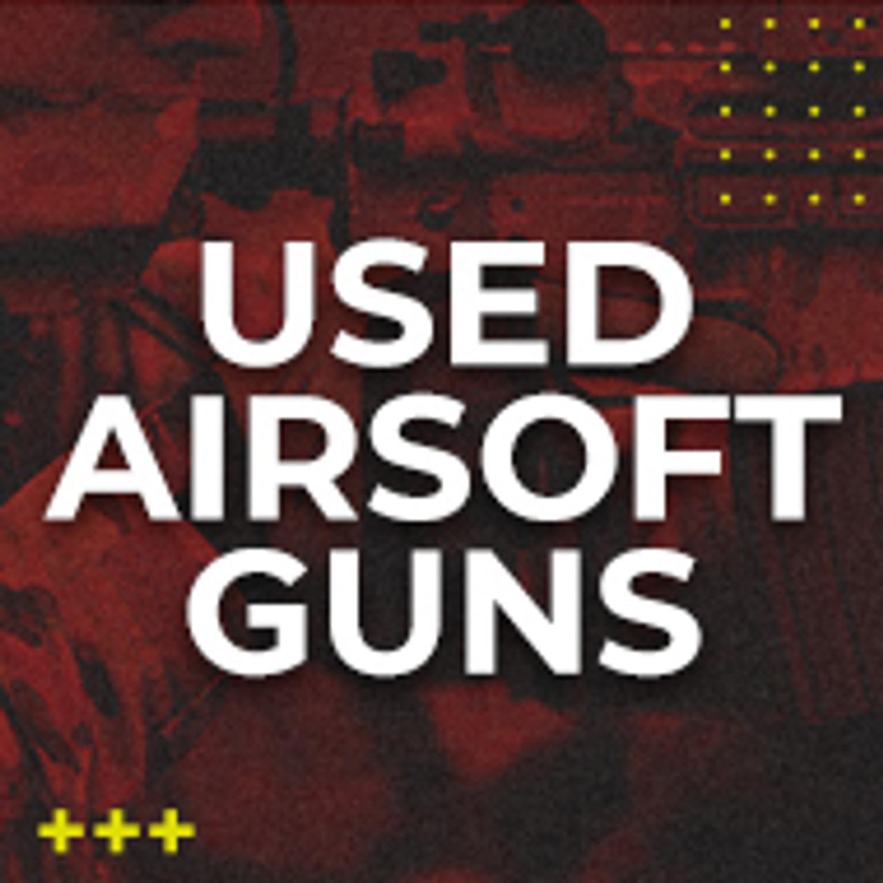Used Airsoft Guns
