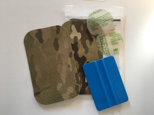 U.S. Armed Forces Issue IOTV Patch Kit