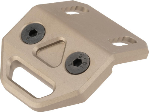 Opsmen 45 Degree M-LOK Mount for Opsmen Weapon Lights (Color: Coyote)