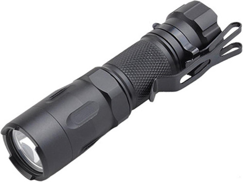 Opsmen FAST 301 Compact High Output Flashlight (Color: Black)