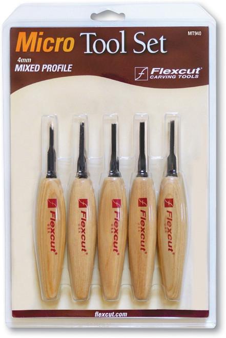 Mixed Profile Micro Tool Set FLEXMT940