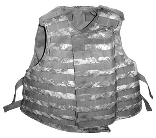 Point Blank Interceptor Base Outer Shell Cover  -ACU