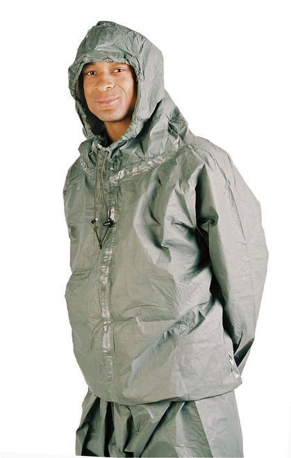 U.S. Armed Forces Issue SCALP Chemical Protection Suit