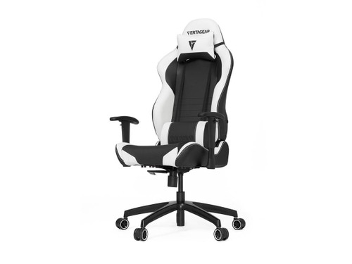 Vertagear Racing Series SL2000 Gaming Chair Rev. 2 (Color: Black/White)