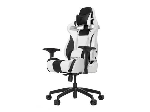 Vertagear Racing Series SL4000 Gaming Chair Rev. 2 (Color: White/Black)