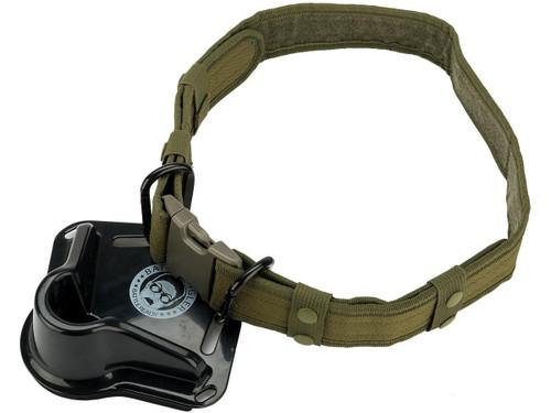 """Battle Angler """"High Speed Operator"""" Deep Sea Fighting Belt System (Model: Alpha Black Olive)"""