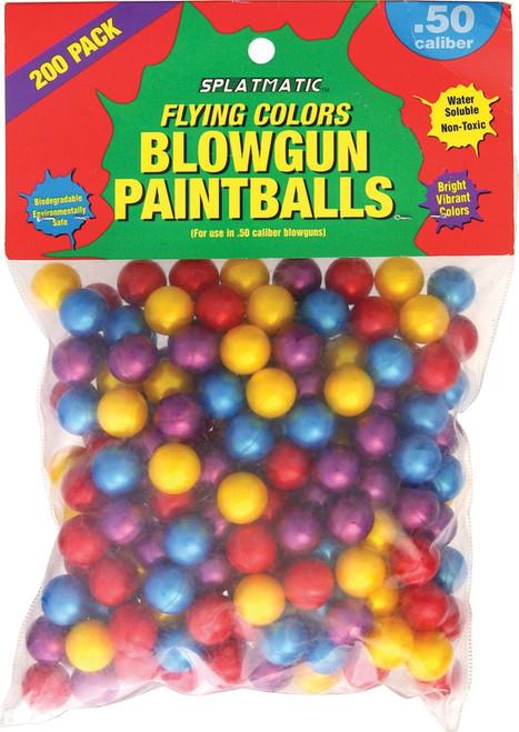 Blowgun Paintballs 200 PCS
