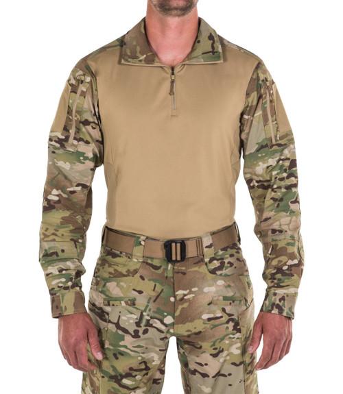 First Tactical Men's Defender Shirt - Multicam