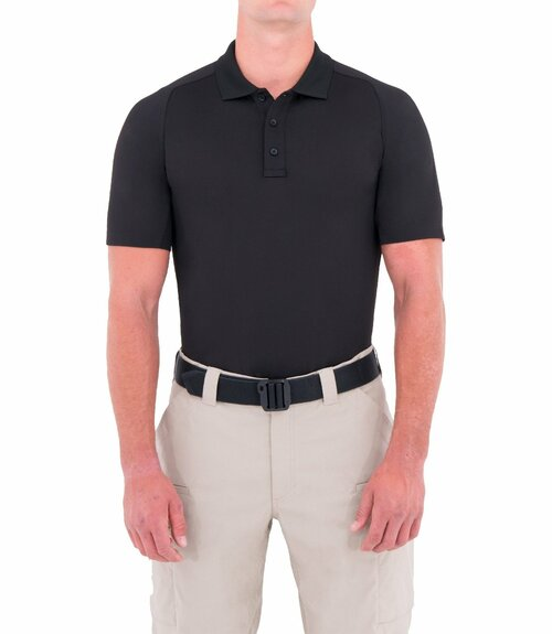 746f8925 First Tactical Men's Performance Short Sleeve Polo