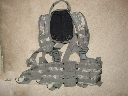 Tactical Tailors Fight Light X-Harness and MAV