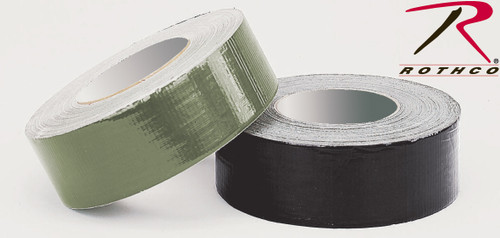 "Military 100 Mile an Hour Tape 2"" x 60 yrds - Olive Drab"