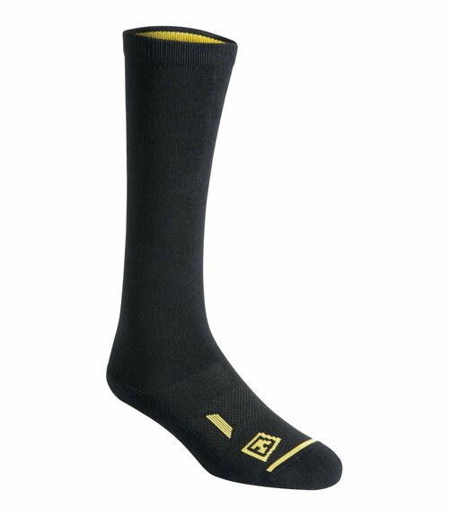 """First Tactical Cotton 9"""" Duty Sock - 3 Pack"""