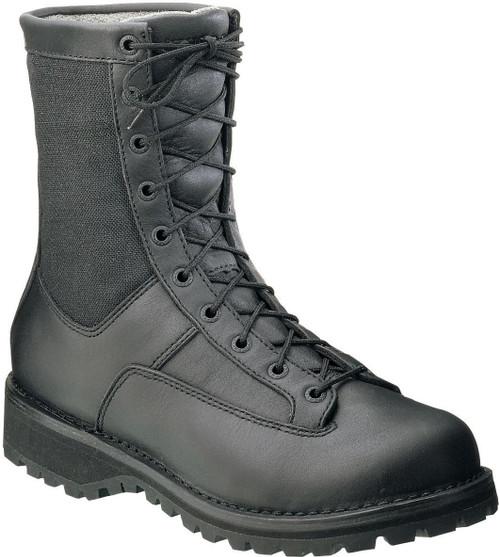 """Rocky 8"""" Portland Lace-to-Toe Waterproof Duty Boots"""
