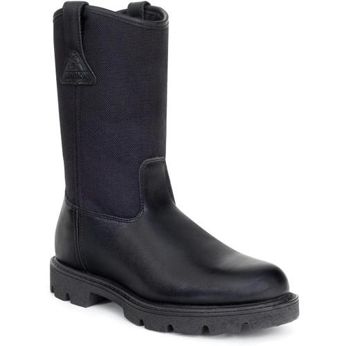 Rocky Pull-On Wellington Duty Boots