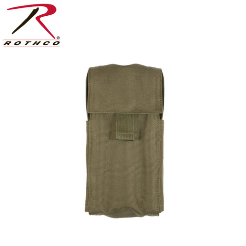 MOLLE Shotgun/Airsoft Ammo Pouch - Olive Drab