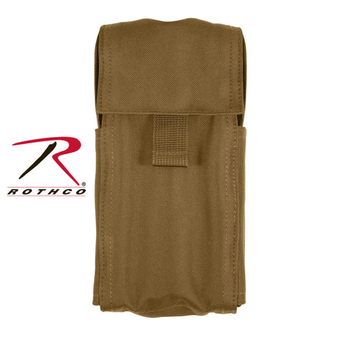 MOLLE Shotgun/Airsoft Ammo Pouch - Coyote Brown