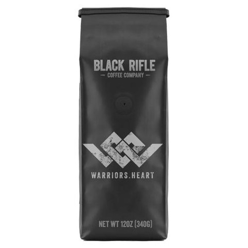 Black Rifle Coffee Company Warriors Heart Coffee Blend - Ground