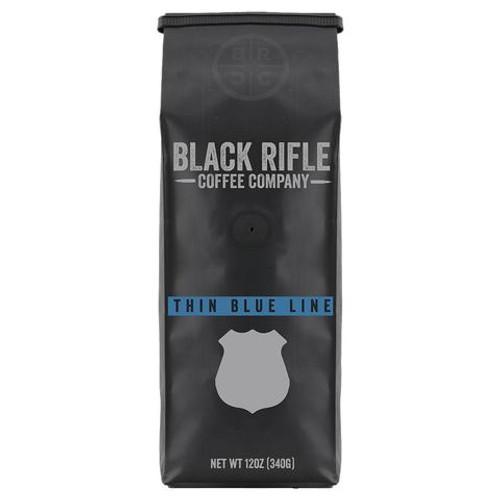 Black Rifle Coffee Company Thin Blue Line Blend - Ground