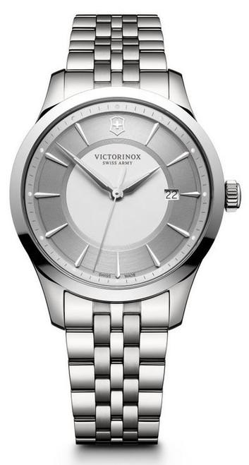 Victorinox Alliance 40mm SS Bracelet - Silver