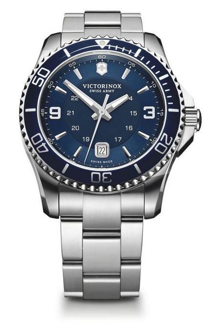 Victorinox Maverick Large SS Bracelet - Blue