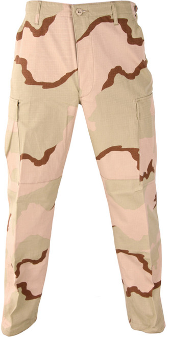 Hero Brand BDU Pants - 3 Colour Desert