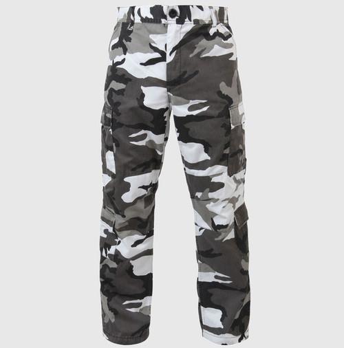 Hero Brand BDU Pants - Vintage Urban Camo