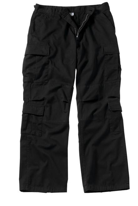 Hero Brand BDU Pants - Vintage Black