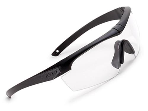 ESS Crosshair Ballistic Eyeshield (Color: Black / Clear Lens)