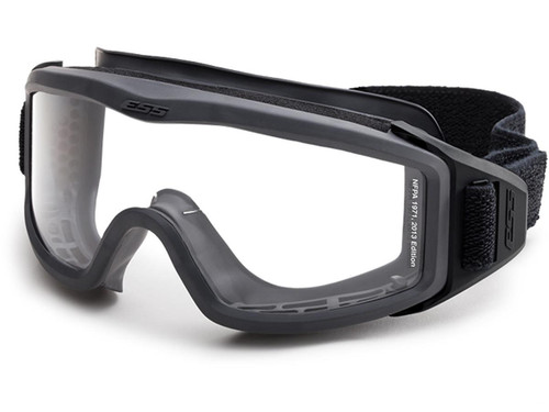 ESS FirePro 1971 FS One Piece Full Seal Goggles with Velcro Helmet Tabs