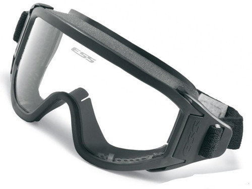 ESS Innerzone 3 One Piece Full Seal Goggles with Velcro Helmet Tabs