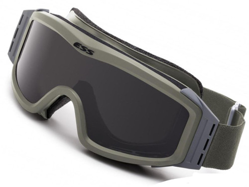 ESS Profile NVG Ballistic Goggles with Stealth Sleeve (Color: Foliage Green)