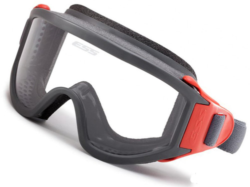 ESS X-Tricator Full Seal Firefighter Goggles with SpeedClip Strap