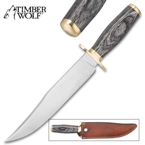 Knives & Swords - Knives - Fixed Blade Knives - Timber Wolf