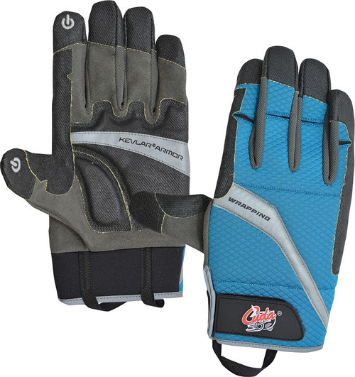 Cuda Wire Wrapping Gloves LG