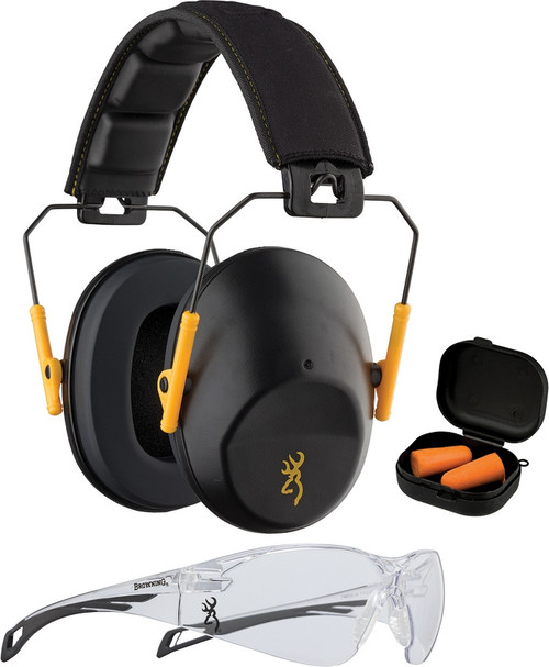 Hearing And Eye Protection Kit