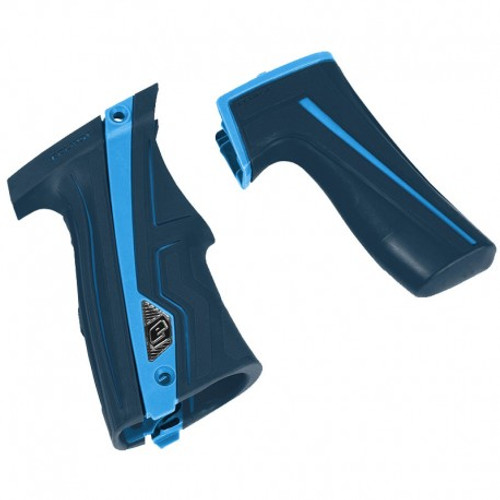 Planet Eclipse CS1 Grip Kit Blue/Light Blue
