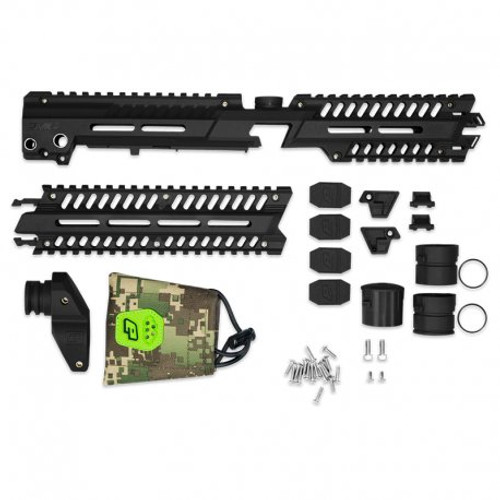 Planet Eclipse EMC Etha 2 Rail Kit Black