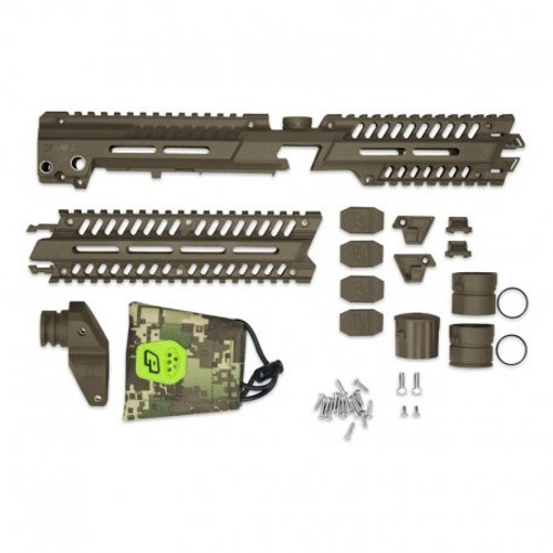 Planet Eclipse EMC Etha 2 Rail Kit Earth