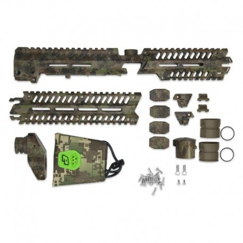Planet Eclipse EMC Etha 2 Rail Kit HDE Earth