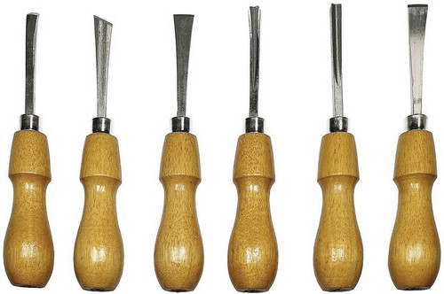 Deluxe Woodcarving Tool Set