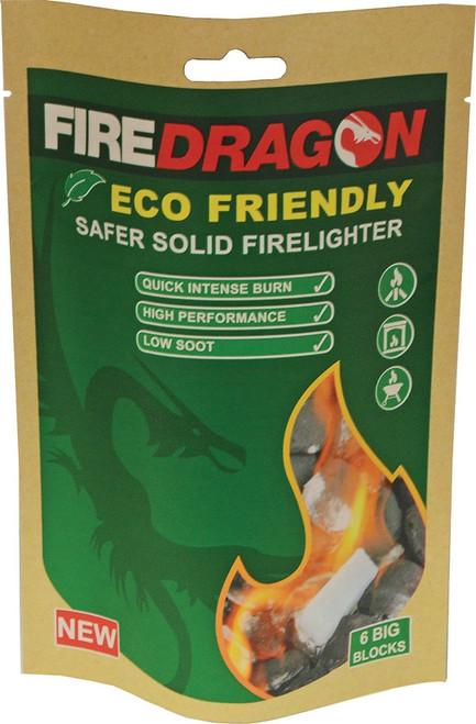 FireDragon Solid Firelighter 6