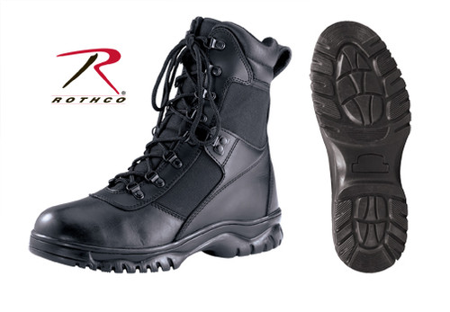 "Forced Entry 8"" Tactical Boot - Black"
