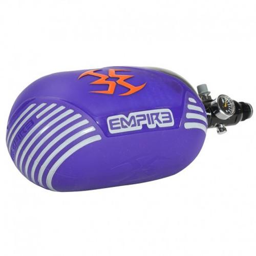 Empire Tank Cover Purple/Grey/Orange