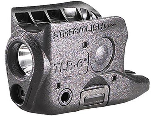 Streamlight TLR-6 LED Weapon Light w/ Red Laser (Model: GLOCK® 42/43)